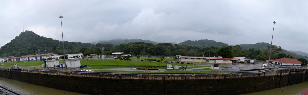 Panama Canal Lock Complex